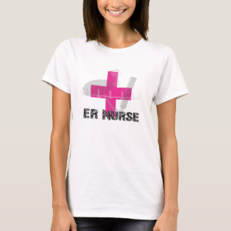 Unique ER Nurse T-Shirt