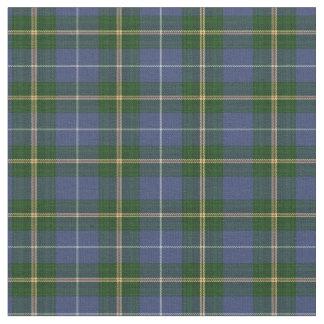 Unique fabric   blue Nova Scotia Tartan plaid