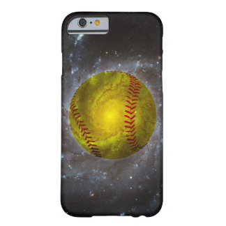 Unique Fastpitch Softball in Space Softball Case