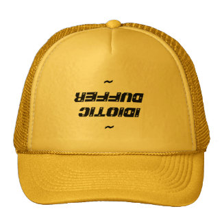 Unique Funny Trucker Hat
