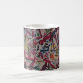 Unique Gift using Abstract Design Mug