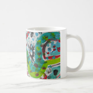 Unique Gifts - Abstract Design Coffee Mug