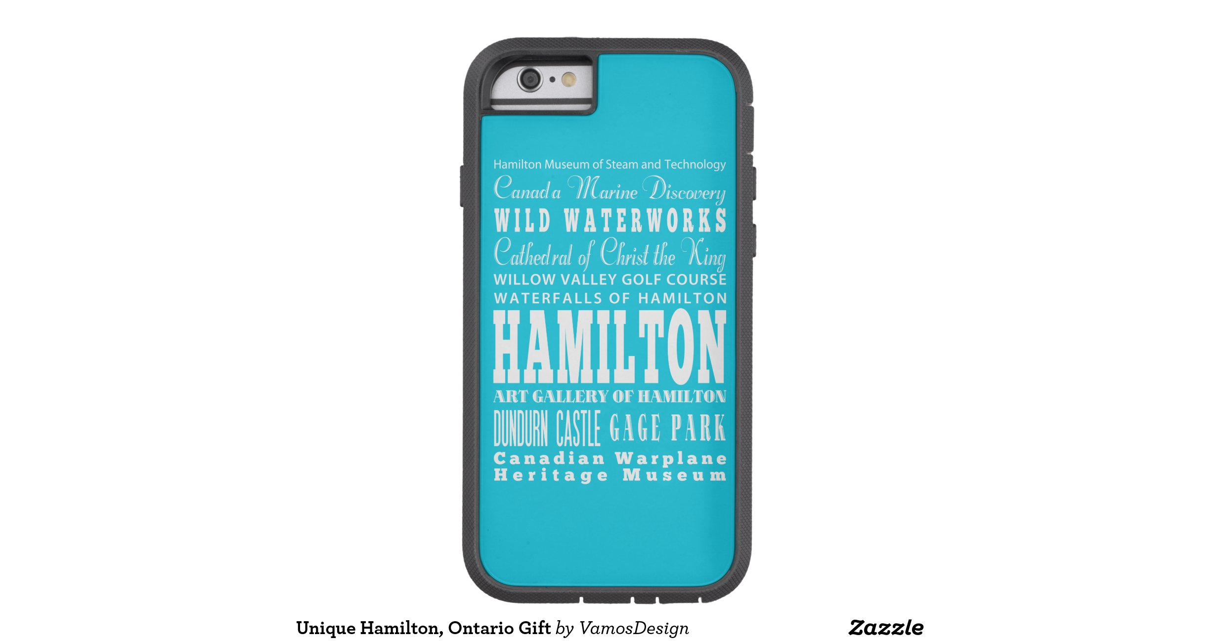 Baby Gift Baskets Hamilton Ontario : Unique hamilton ontario gift tough xtreme iphone case