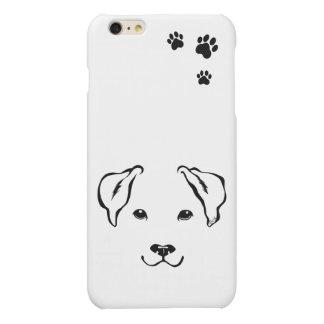 Unique Hand Drawn Dog iPhone 6/6s PLUS Slim Case