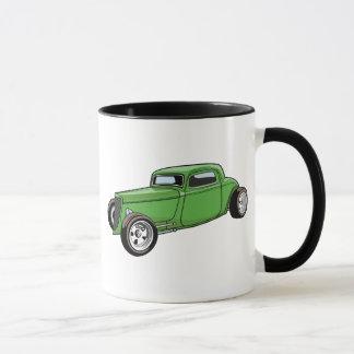 Unique Hot Rod Coupe Mug