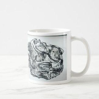 Unique Ink Drawing Mug