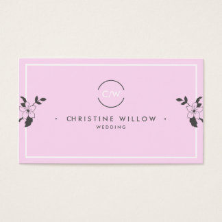 ★ Unique Logo Designed Business Card