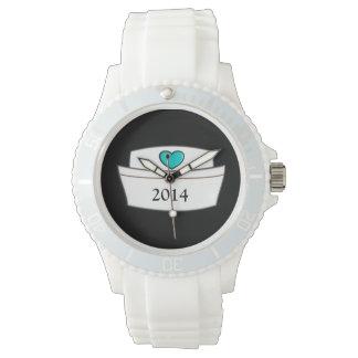 Unique Nurse Watch Nurse Cap Design 2014