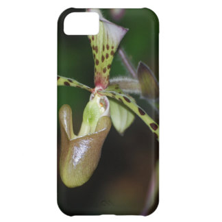 Unique Orchid Cover For iPhone 5C