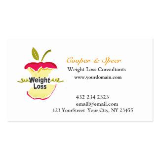 Unique Original Dietitian Nutritionist Business Business Card Template