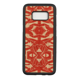 Unique Pattern Carved Samsung Galaxy S8 Case