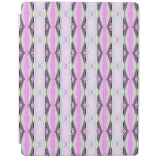 Unique Pink Pattern iPad Cover