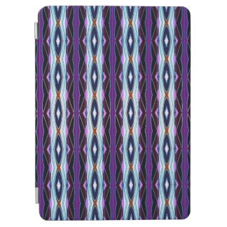 Unique Purple Pattern iPad Air Cover