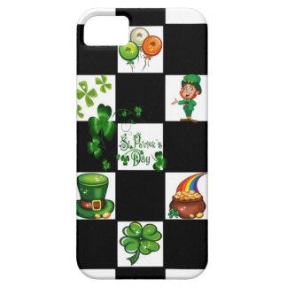 Unique Retro St. Patrick's Day iPhone 5 Covers