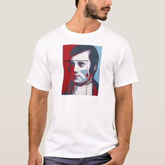 Unique Robert Burns Street Art! T-Shirt