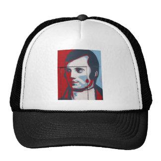 Unique Robert Burns Street Art! Trucker Hat