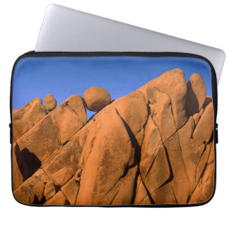 Unique rock formation, California Computer Sleeve