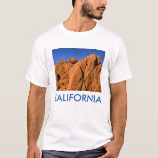 Unique rock formation, California T-Shirt
