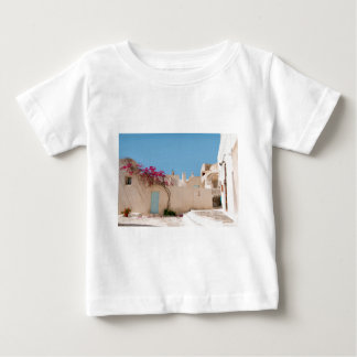 Unique Santorini architecture Baby T-Shirt