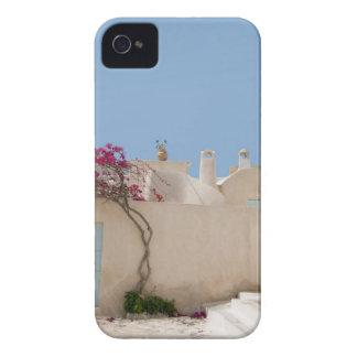 Unique Santorini architecture Case-Mate iPhone 4 Case