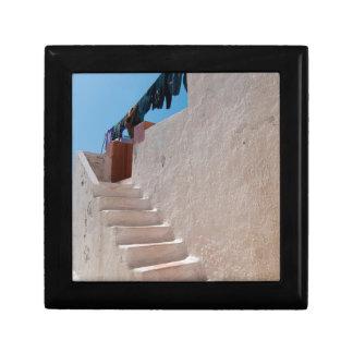 Unique Santorini architecture Gift Box