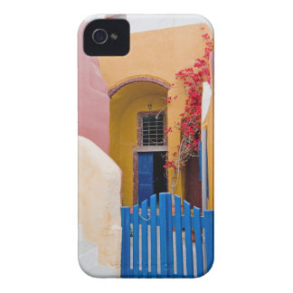 Unique Santorini architecture iPhone 4 Case