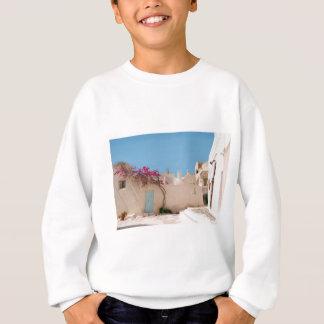 Unique Santorini architecture Sweatshirt