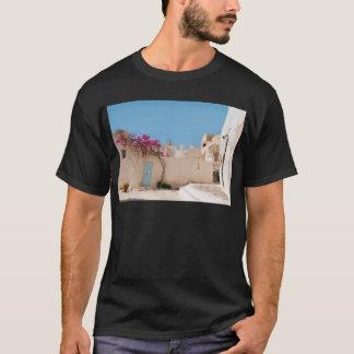 Unique Santorini architecture T-Shirt