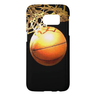 Unique Special Basketball iPhone 7 Plus Case