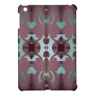Unique symmetrical design iPad mini cover