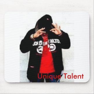 Unique Talent Music Mouse Pad