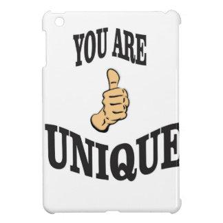 unique thumbs ups iPad mini case