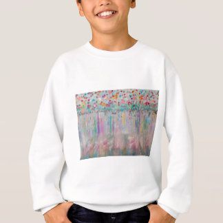 Unique Trendy Modern Eye Catching design Bliss Sweatshirt