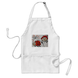 Unique Trendy Modern Eye Catching design Standard Apron
