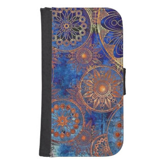 Unique Trendy Samsung S4 Wallet Case