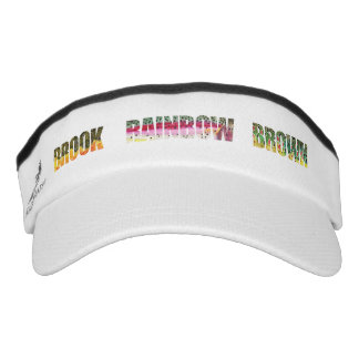 Unique Trout Fly Fishing Visor