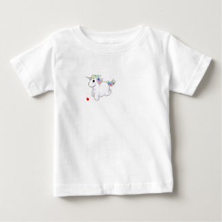 Unique Unicorn Baby Fine Jersey T-Shirt