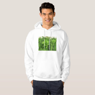 Unique wear embellished with nature's beauty hoodie