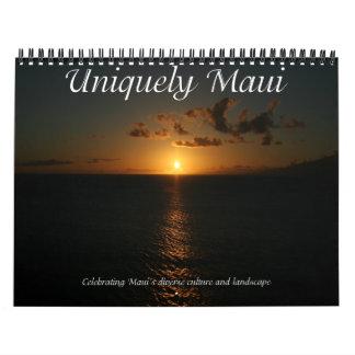 Uniquely Maui Calendar