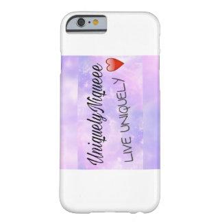 Uniquelyniqueee Live Uniquely iphone 6/6s case