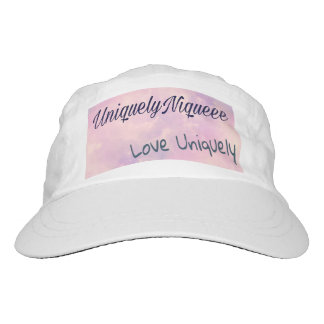 "UniquelyNiqueee ""Love Uniquely"" Performance Hat"
