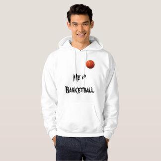 Unisex Basic Hooded Sweatshirt