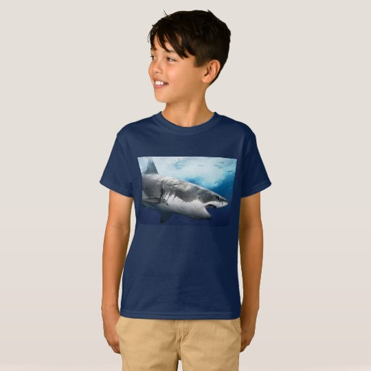 Unisex Bull Shark Kids T-Shirt