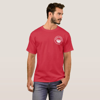 Unisex T-shirt with Small White Logo