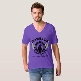 Unisex Vee Neck T-Shirt
