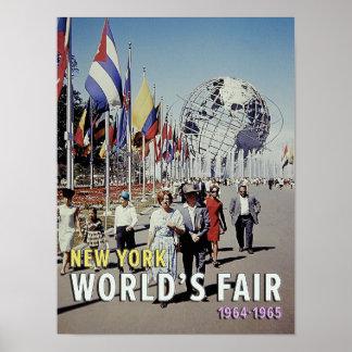 Unisphere Poster