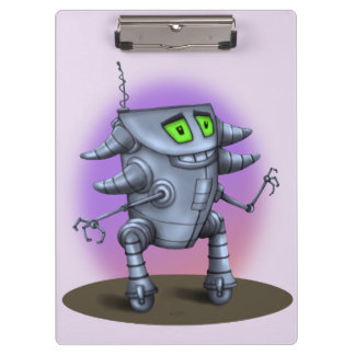UNIT ROBOT ALIEN CARTOON  Clipboard