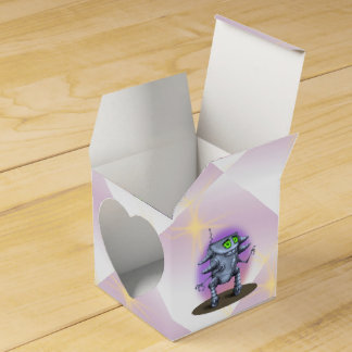 UNIT ROBOT CARTOON Heart 2x2 Box