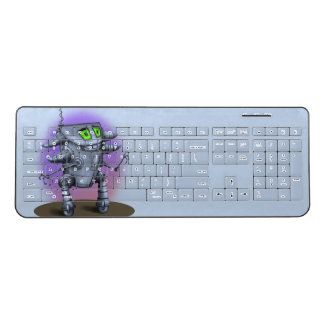 UNIT ROBOT Custom Wireless Keyboard