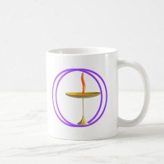 unitarian universalist chalice mugs